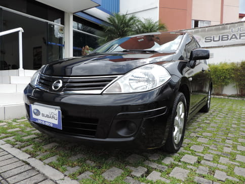 NISSAN TIIDA HATCH S 1.8 16V-MT 4P