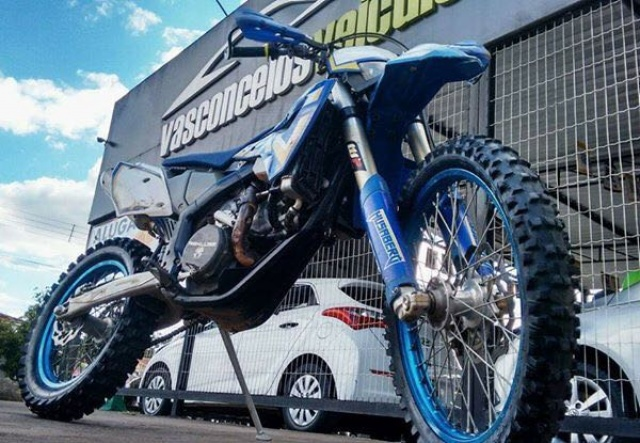 HUSABERG FE 550-E