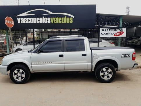 CHEVROLET S-10 EXECUTIVE (C.Dup) 4X2 2.8 TB-IC