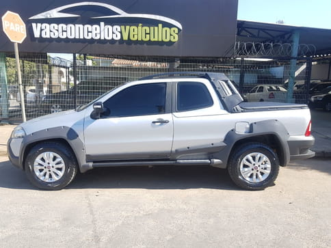 FIAT STRADA ADV LOCKER CD DUALOGIC 1.8 16V