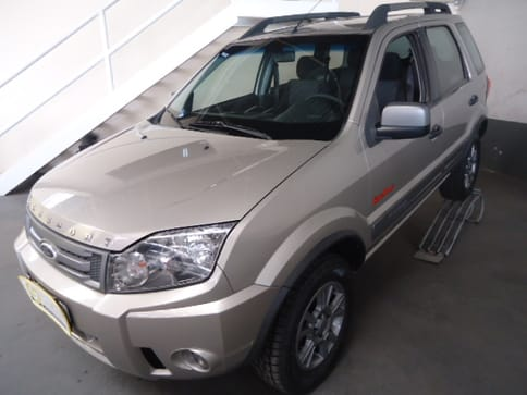 FORD ECOSPORT FREESTYLE 1.6 FLEX MEC.