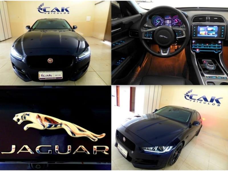 JAGUAR XE 2.0 Turbocharged R-Sport 240cv